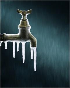 Frozen-Faucet